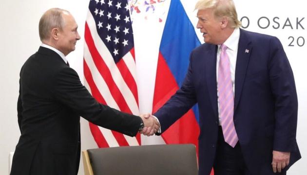 Трамп выступил за возвращение РФ в большую восьмерку