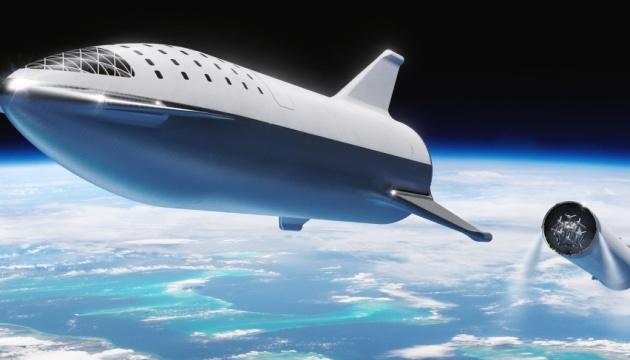 SpaceX планує першу місію свого нового Starship у 2021 році