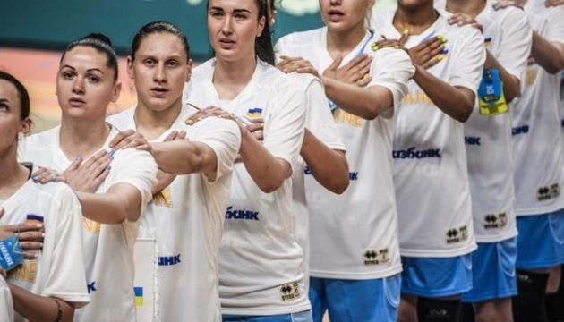 Жіноча збірна України програла в Ризі британкам і залишає Євробаскет