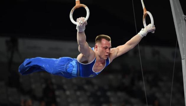 Гімнаст Радівілов на кільцях здобув