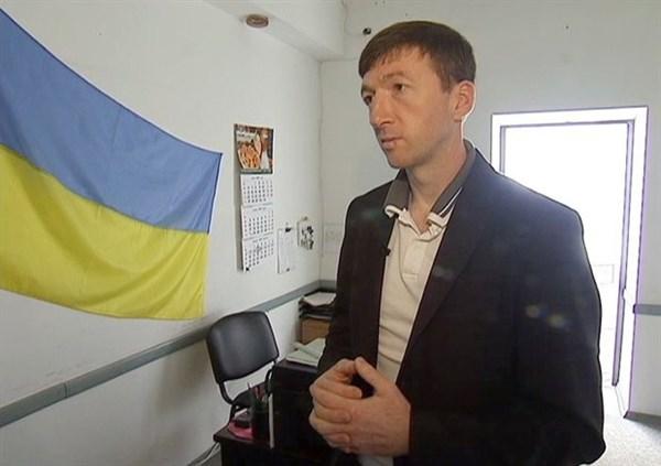 Владимир Веселкин. Фото: gorlovka.ua