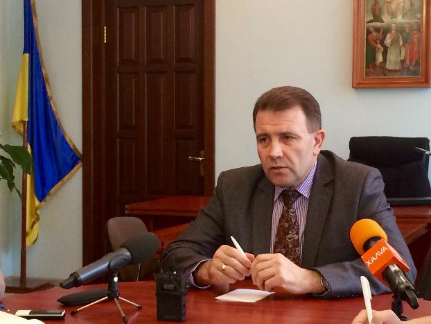 Валерий Гнатенко Фото: zi.ua