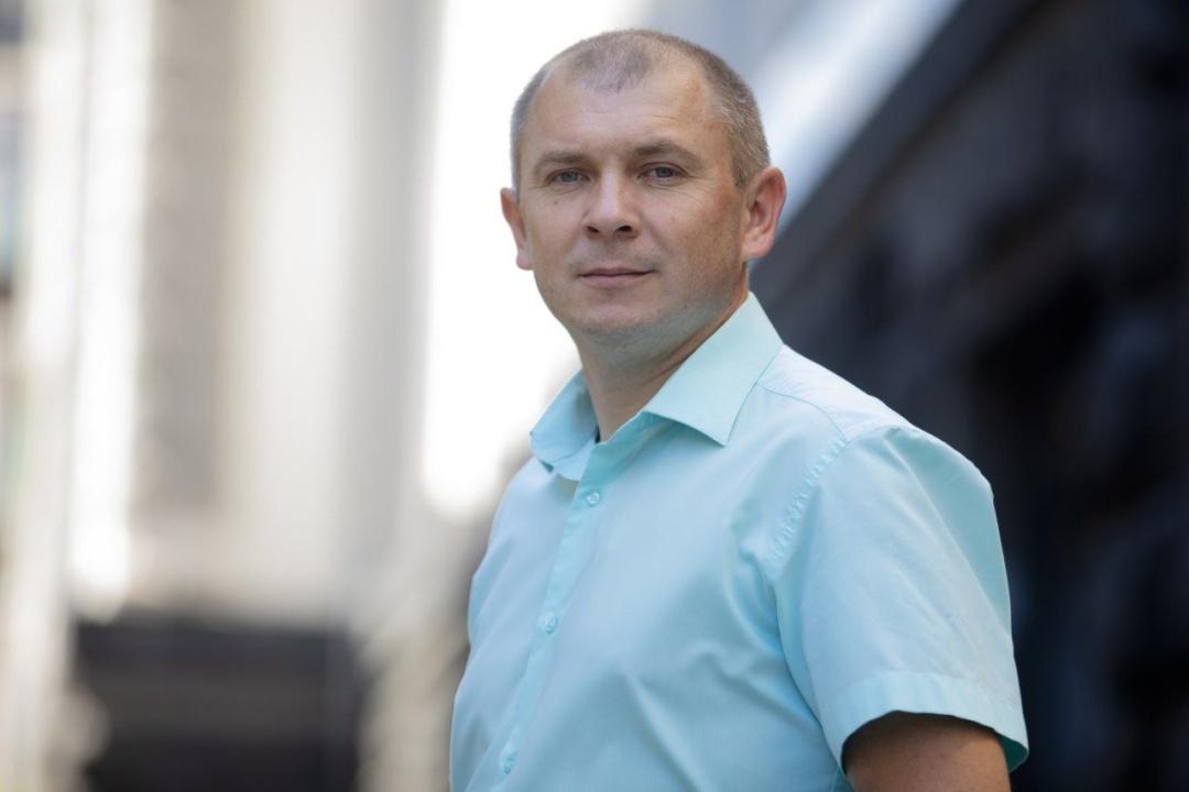 Вячеслав Салгалов. Фото: facebook.com/pg/v.salgalov