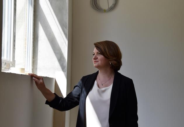 Оксана Савчук / Фото: Перший Політичний