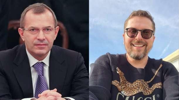 Andrij Klujew i Anatolij Szarij