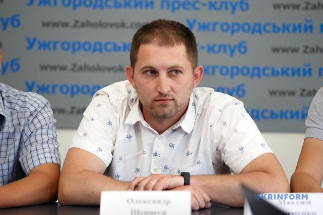 Олександр Шершун