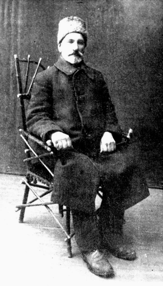 батько Кирило Васильович Винниченко, кінець ХІХ століття