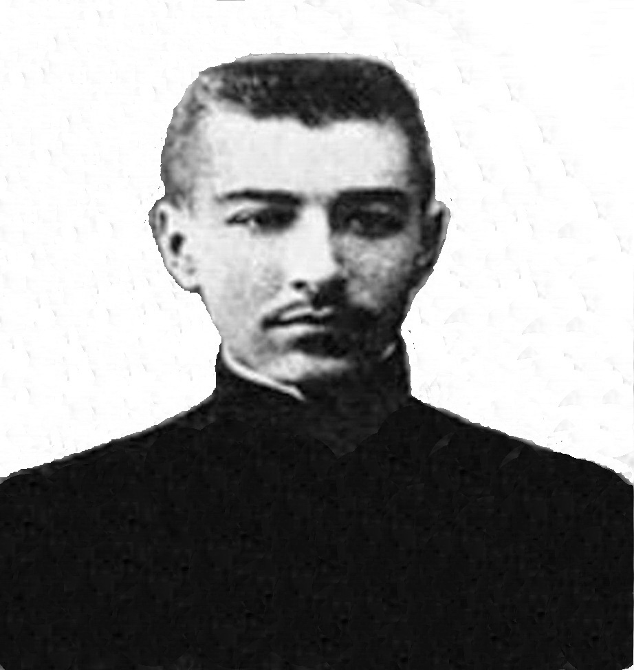 Володимир Винниченко - гімназист
