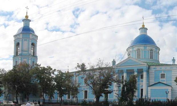 Грецька церква Володимирської ікони Божої матері, м. Кропивницький