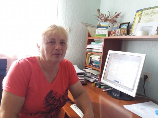 Галина Бумар