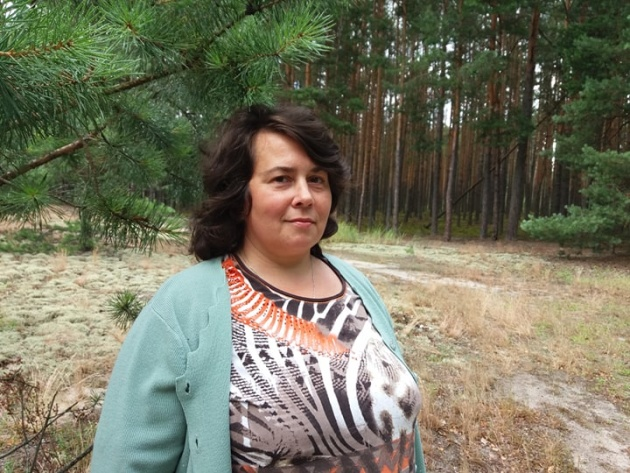 Ольга Бєльська