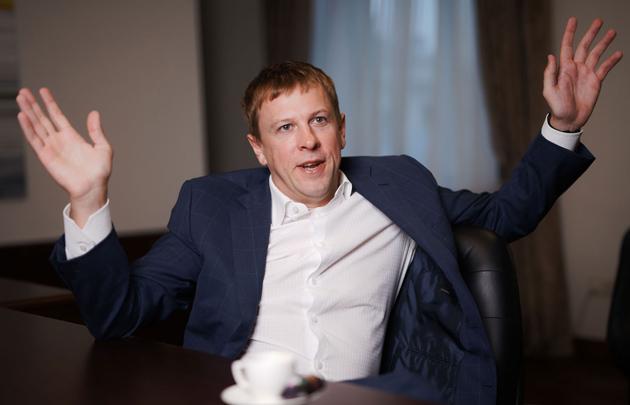 Виталий Хомутынник / Фото: Дмитрий Ларин