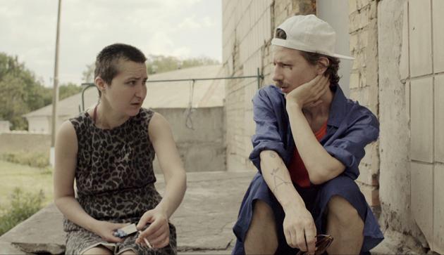 Кадр из фильма «Папа – мамин брат»