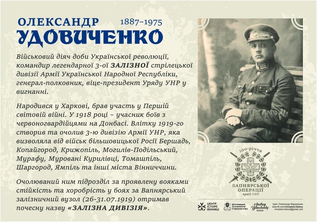 Фото: Центр истории Винницы, Facebook