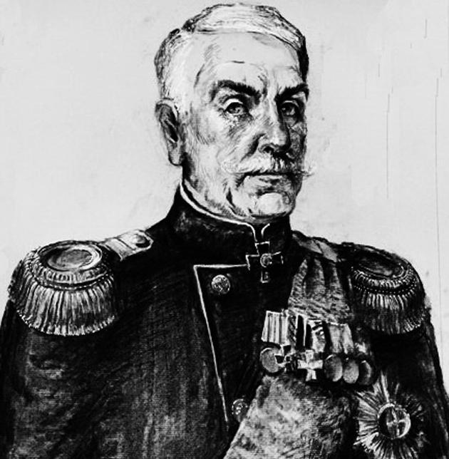 Генерал-майор Христофор Єгорович Попандопуло