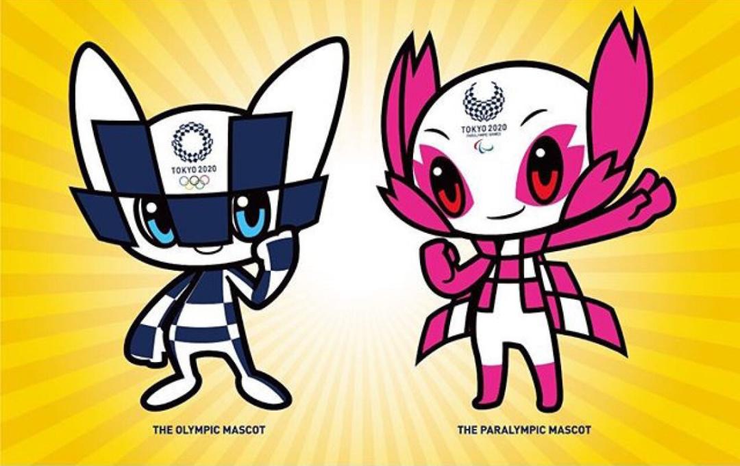 Талісмани Олімпійських і Паралімпійських Ігор у Токіо