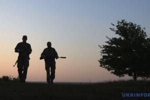 На Донбассе оккупанты бьют из минометов, погиб боец