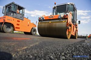 Житомирский облсовет предлагает приостановить работы на дороге, которую строят китайцы