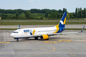 Послугами Azur Air Ukraine скористався мільйонний пасажир