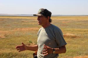 Гибель птиц в Аскании: директор говорит об общегосударственной проблеме