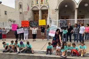 Не знищуйте українську школу в Лос-Анджелесі! Заклик української громади до УГКЦ