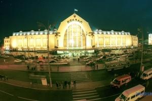 Взрывчатку на железнодорожном вокзале в Киеве не нашли