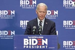 Байден обійшов найближчих конкурентів серед демократів