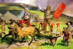 Патриції та варвари, минуле і нинішнє. Будемо разом будувати Рим нового часу?