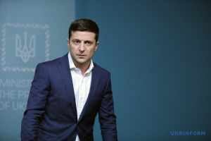 Zelensky calls on Ukrainians not to vote for fraudsters