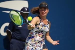 Snigur reaches Junior Wimbledon final