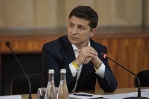 Зеленський сказав, що йому подобаються дві кандидатури на пост прем'єра