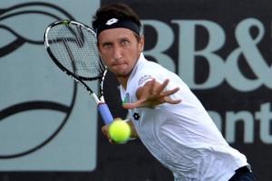 Стаховський програв на старті тенісного турніру в Ньюпорті