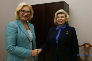 Denisova, Moskalkova discuss medical assistance to Ukrainian political prisoners