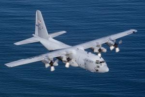 Sea Breeze-2019: военные США тремя самолетами отбыли из Одессы