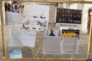 В Минске провели две акции в поддержку Сенцова