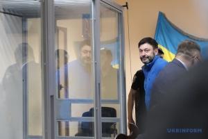 Адвокат об обмене Вышинского на Сенцова: Это - непосредственно к участникам переговоров