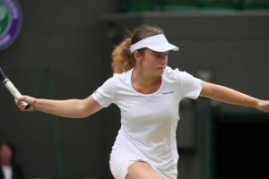 Снігур піднялася на 5 місце світового юніорського тенісного рейтингу
