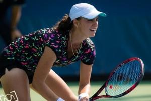 Калинина уступила Зигемунд на теннисном 250-тысячнике в Бухаресте