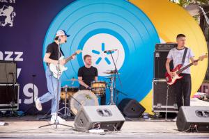 Leopolis Jazz во Львове более чем вдвое увеличил использование дата-трафика