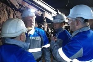 На урановой шахте можно создать еще 200 рабочих мест и увеличить добычу - Кубив