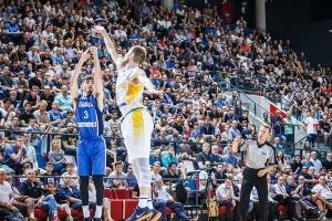 Украинцы проиграли баскетболистам Израиля на чемпионате Европы U20