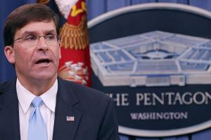 Трамп офіційно номінував Еспера на посаду глави Пентагону