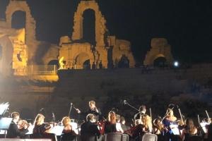 Симфонічний оркестр Українського радіо з успіхом виступив на фестивалі в Тунісі