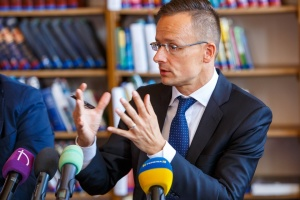 Hungary puts forward conditions for abolishing veto on Ukraine-NATO talks