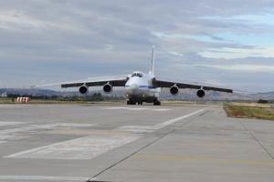 До Туреччини прибув одинадцятий літак з деталями С-400