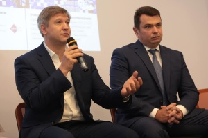 Данилюк рассказал, какие законопроекты готовит СНБО