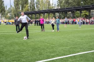 У Києві в серпні відкриють стадіон «Русанівець» - Кличко