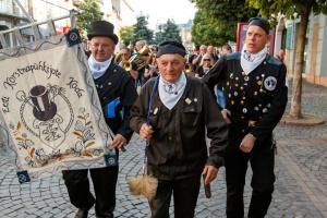 Мукачево влаштує четвертий парад сажотрусів