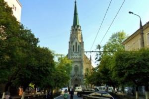 У Чернівцях хочуть реставрувати неоготичний костел