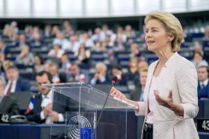Фон дер Ляйен назначила главных спикеров новой Еврокомиссии
